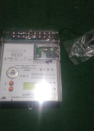 Счетчик электрический трехфазный МТХ 3G30.DH.4l-OG4  5(100)A 3х22