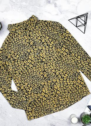 Трендовая рубашка в принт jadea