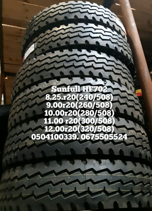 продам шины Китай SUNFULL HF 702