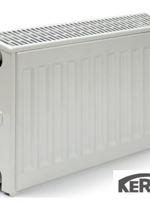 Новый стальной радиатор Kermi (Германия).