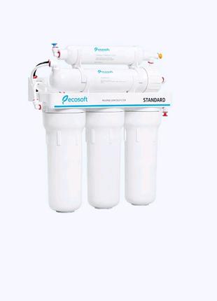Система обратного осмоса ECOSOFT Standard 5-51 (MO550ECOSTD)