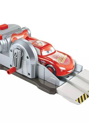 Игровой набор тачка Трюковой Lightning McQueen