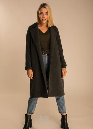 Стильное осеннее пальто от украинского производителя