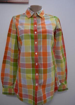 Рубашка в клетку. сорочка (оригинал)