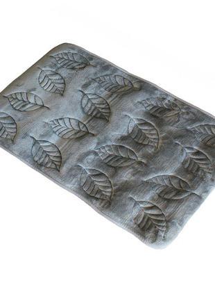 Ванный коврик bathlux антискользящий хлопковый 45х75 см