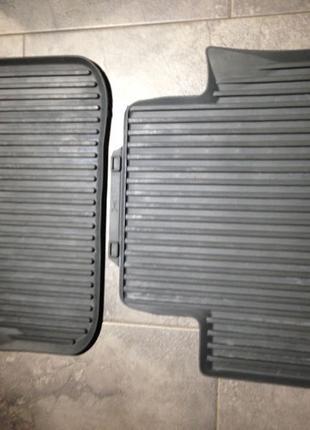 Килимки AUDI A4 B8