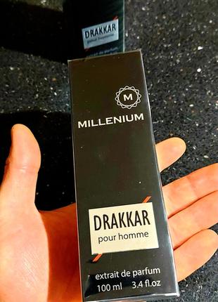 Мужская туалетная вода Drakkar Millenium
