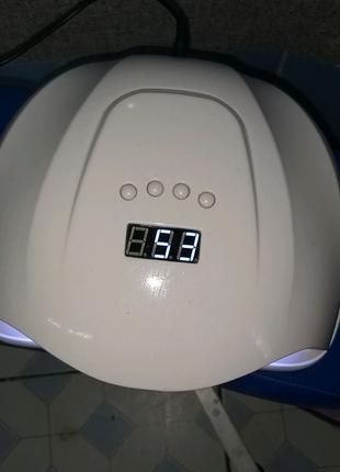 Лампа для мастера маникюра 54ват