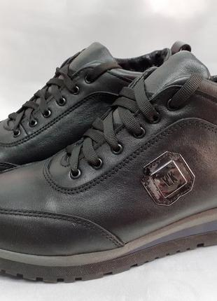 Распродажа!зимние ботинки под кроссовки vankrisni