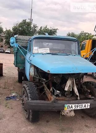 Самосвал ГАЗ 53 груз. 1981г.