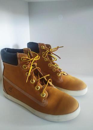 Ботинки timberland р. 37