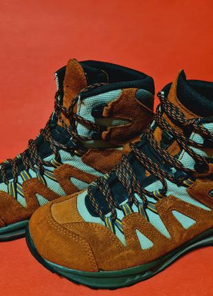 Lowa khumbu gtx gore-tex 40р. 25.5см ботинки трекинговые
