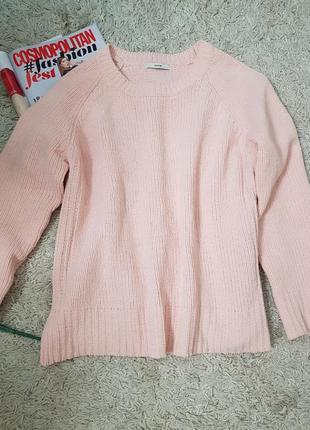 Хит 2019, свитер пудрового цвета, george