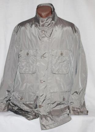Мужская куртка ветровка тренч redpoint sportswear германия 52-56р