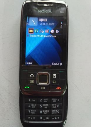 Nokia e66 рабочий