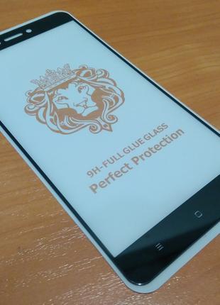 Защитное 5D стекло Xiaomi Redmi Redmi Note 4X черное