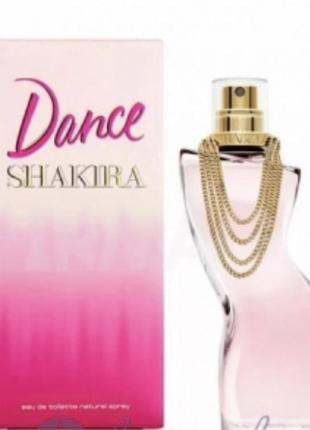 Dance Shakira туалетная вода