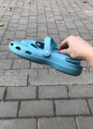 Балетки кроксы crocs оригинал w6