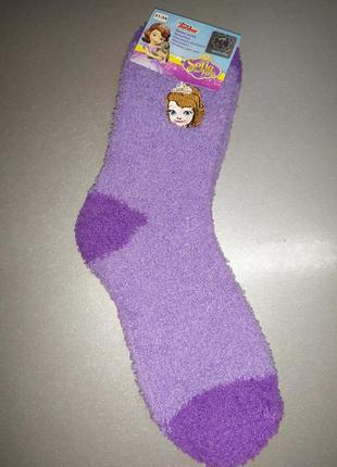 Махровые носки disney