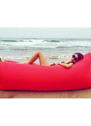 Ламзак,надувной лежак, диван Cloud Lounger