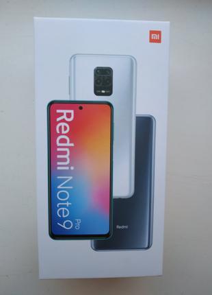 Redmi Note 9 Pro (6/128gb)