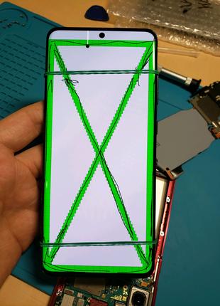 Дисплей Samsung S20 Ultra original