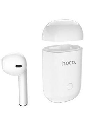 Bluetooth Гарнитура Hoco E39 с зарядным кейсом моно наушник