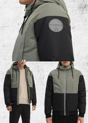 Зимняя мужская тёплая куртка house