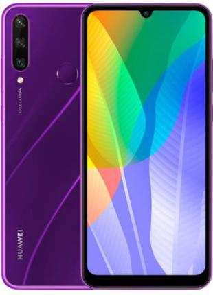 HUAWEI Y6p 3/64 Gb Dual Sim Phantom Purple NFC