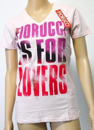 Стильная брендовая футболка с мембрамой
