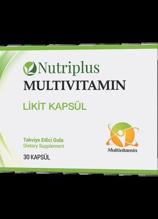 Multivitamin Nutriplus