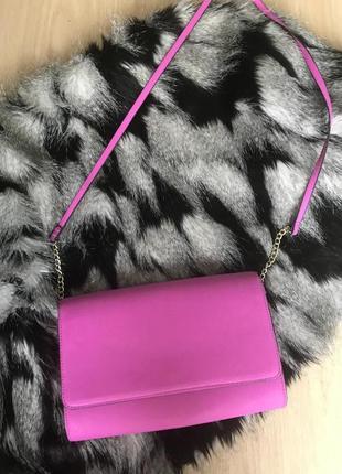 Яркая стильная сумочка