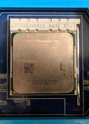 AMD Phenom II X6 1075T 3.0Ghz, TDP 125W