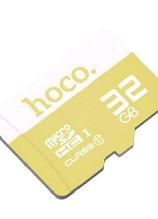 Карта пам'яті hoco 32гб, micro sd card hoco 32gb