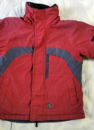 Куртка рост 128 columbia