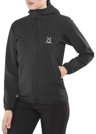 Женская легкая куртка haglofs (хаглофс)