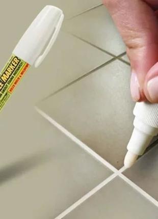 Карандаш для затирки плиточных швов Grout Aide & Tile Marker