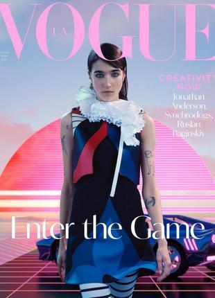 Февраль 2021 журналы VOGUE, Bazaar, Tatler, Esquire, GQ, Cosmo Gl