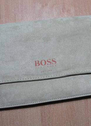 Сумка-клатч hugo boss parfums