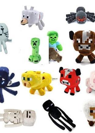 Мягкая игрушка Майнкрафт, Minecraft