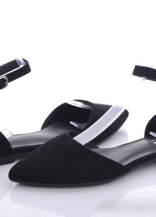 Шикарные замшевые удобные туфли босоножки