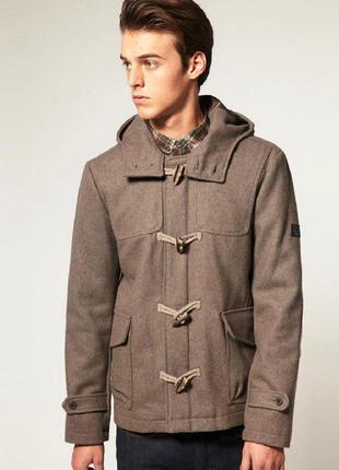 Мужское шерстяное пальто zara zara zara