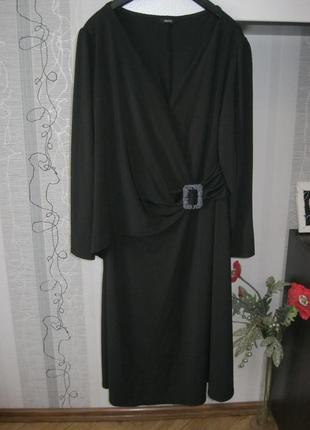 Винтажное двойное платье повседневное и нарядное скрывает всё!...