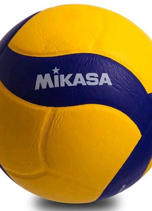 Мяч волейбольный клееный Mikasa V330W оригинал