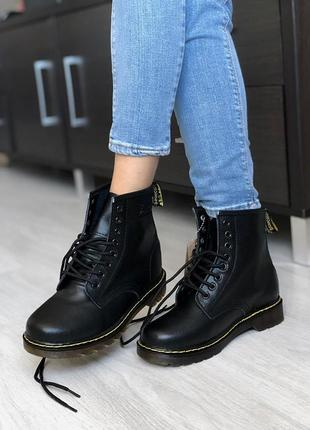 🤩dr martens 1461 black🤩женские /мужские осенние ботинки мартин...