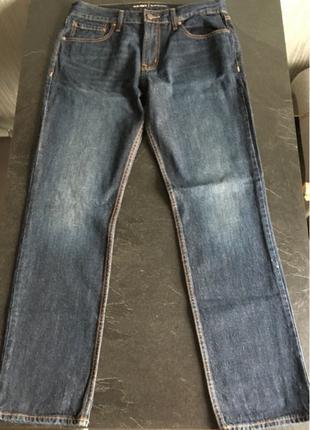 Новые мужские синие джинсы Old Navy