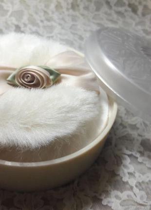 Винтажный ароматизированный тальк marks & spencer magnolia bod...