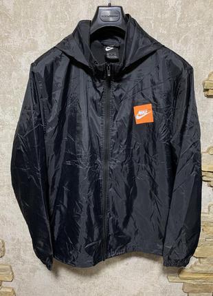 Куртка ветровка nike