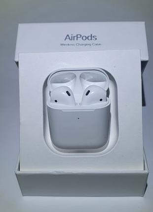 Наушники AirPods 2 оригинал