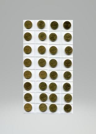 Франція 32 шт (10 сантимів період 1959-2002)